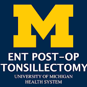 MOTT ENT Post-op: Tonsillectomy