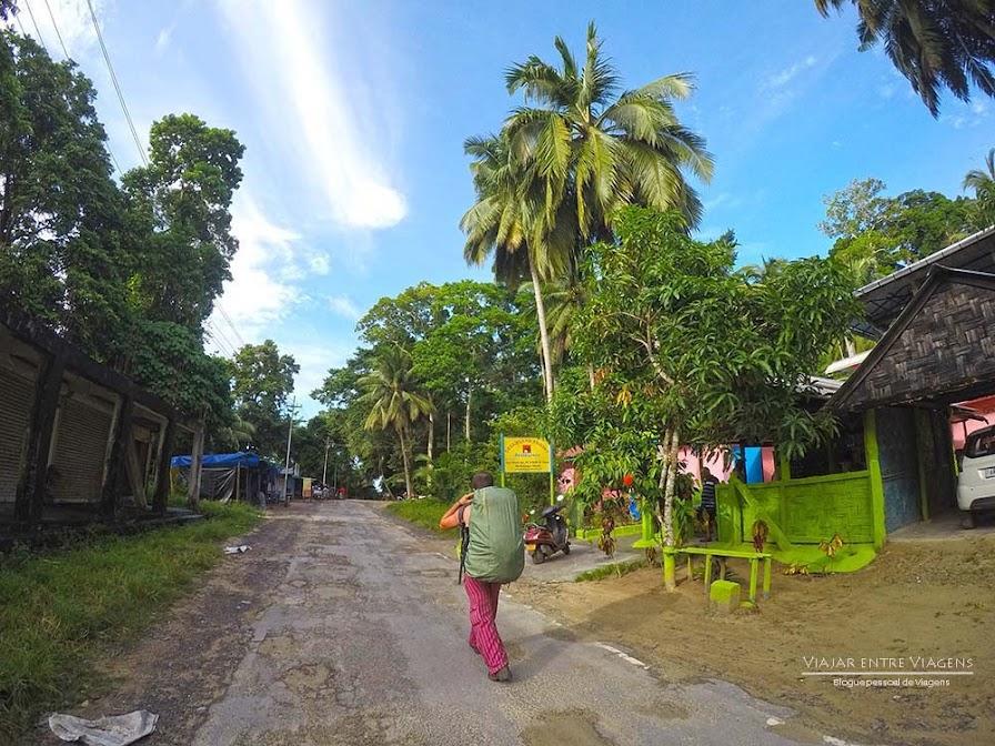 Visitar as Ilhas Andaman - Formalidades de entrada (Visto, permissões, aeroporto, quando ir) | Índia