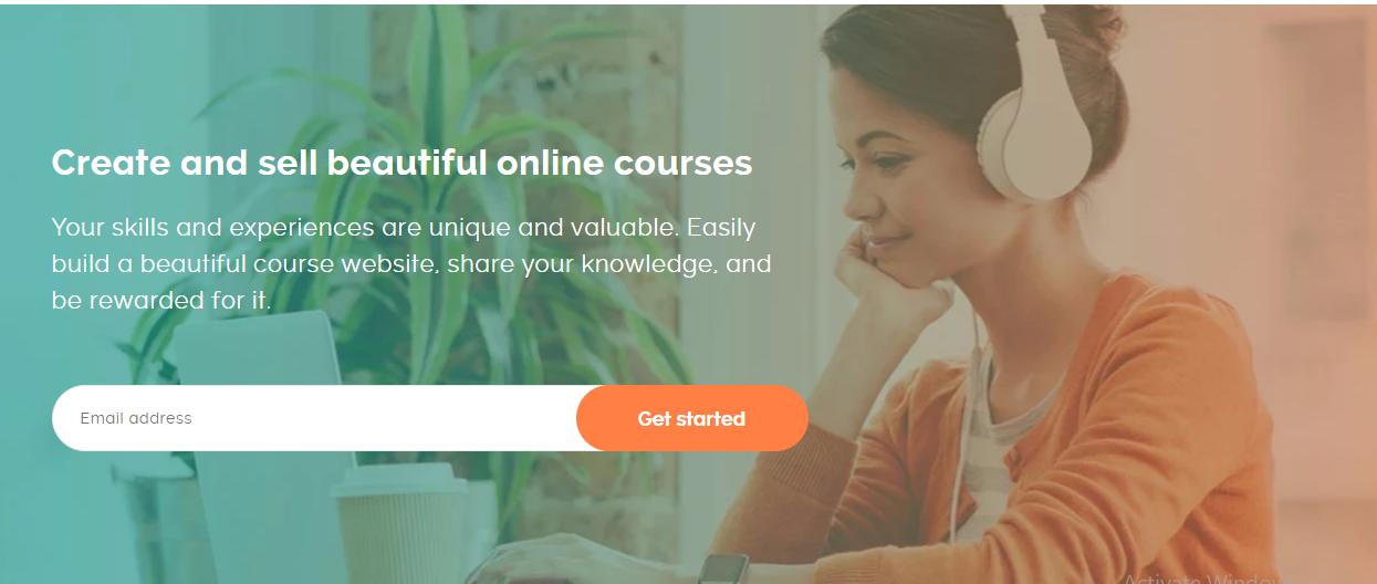 Online Course Platform - Teachable