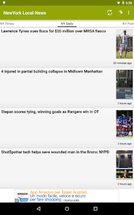 NYC - New York City News- screenshot thumbnail