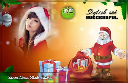 Santa Claus Photo Editor ss1