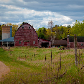 by Thomas Jones - Buildings & Architecture Decaying & Abandoned ( pasture, barn, farms,  )