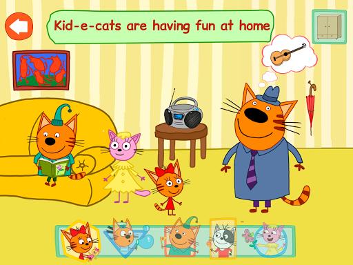Kid-E-Cats: Adventures. A baby game apktram screenshots 18