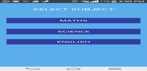 CLASS 1 - OLYMPIAD - Apps on Google Play