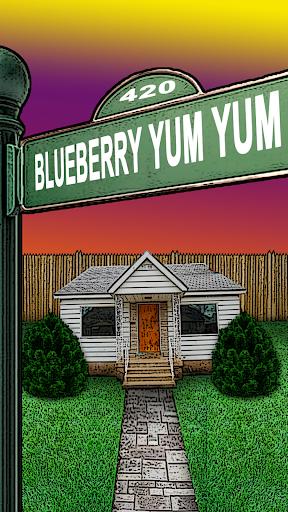 420 Blueberry Yum Yum