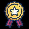 Certificate badge facebook marketing
