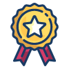 Certificate badge facebook marketing