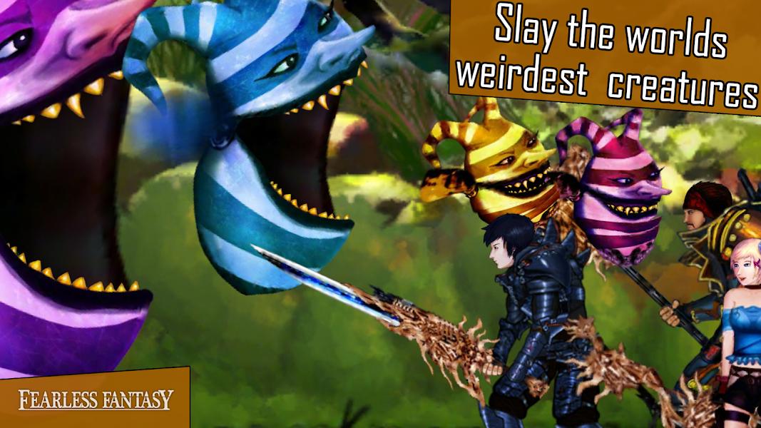 Fearless Fantasy v2.6.8 APK