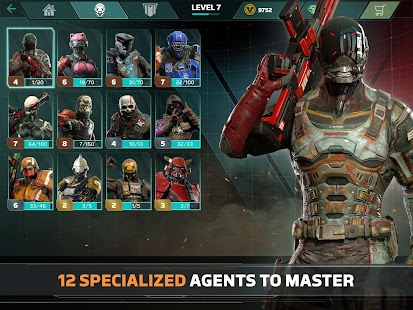 Modern Combat Versus: New Online Multiplayer FPS- screenshot thumbnail
