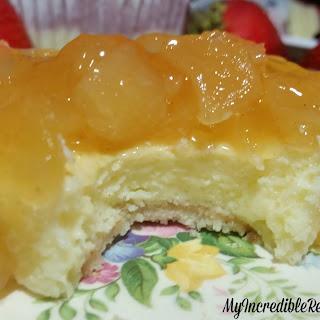 Apple Pie Cheesecakes!