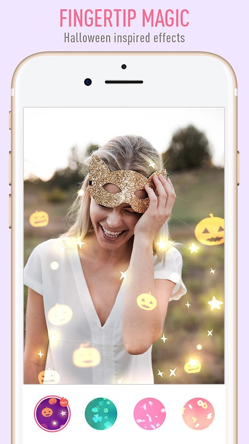 Screenshots of BeautyPlus: Selfie Editor for iPhone
