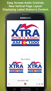 Xtra Sports 1300- screenshot thumbnail