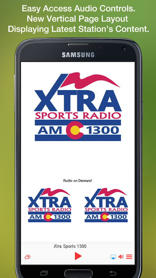 Xtra Sports 1300- screenshot