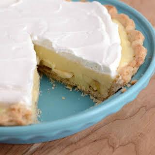 Banana Cream Pie.