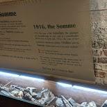 Somme 1916 Museum in Albert, France in Amiens, Hauts-de-Seine - Ile-de-France, France