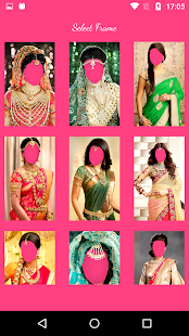 Girl Wedding Dress Dulhan Dress Face Changer - náhled