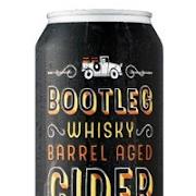 Bootleg - Spiced Whisky Cider 473 mL Can