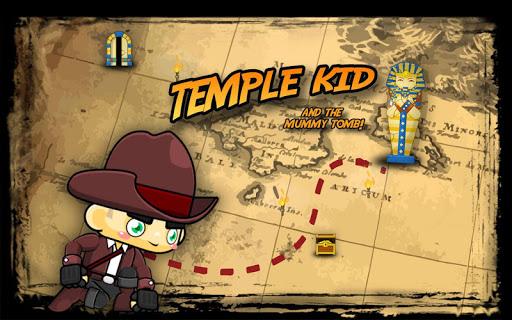 Temple Adventure Mummy Tomb