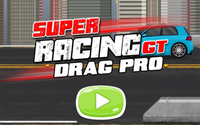 Super Racing GT  Drag Pro Game