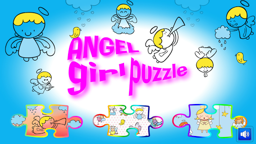 Angel Girl Puzzle
