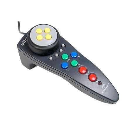 N64 Ultra Racer 64 Controller