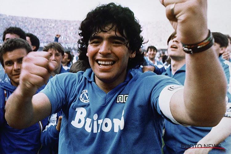 "José Mourinho garde un très bon souvenir de Maradona : ""J'ai adoré chaque minute passée avec lui"""