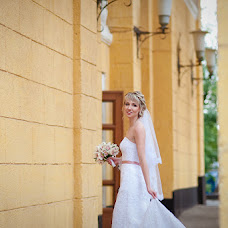 Wedding photographer Nataliya Dorokhina (Nfbiruza). Photo of 21.02.2014