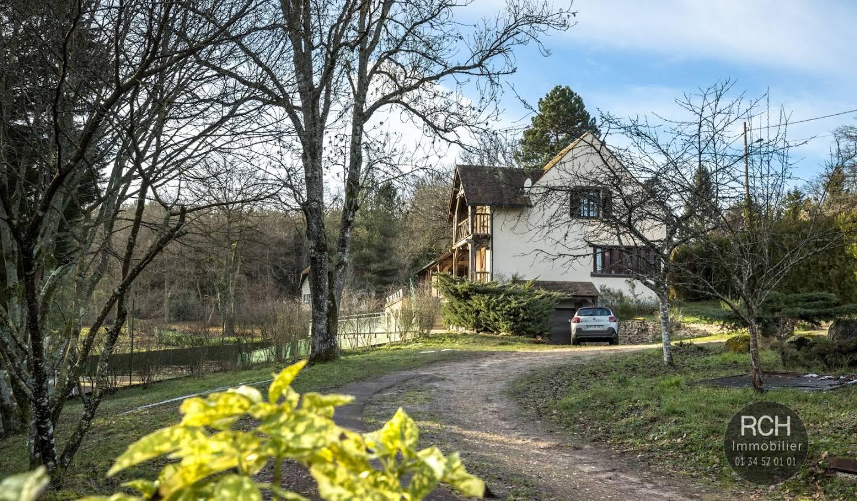 Maison Poigny-la-Forêt
