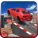 Car Roof Jumping Stunts 3D icon