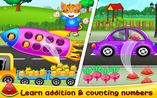 Baby Numbers Learning Game for Preschoolers & Kids 1.0 screenshots 8