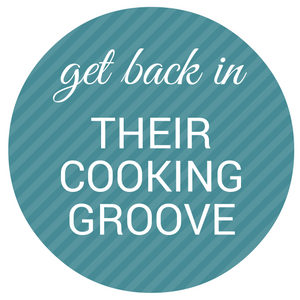 get back in your cooking groove with SimplyFit