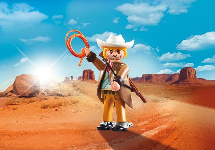 Contenido real de Playmobil® 9334 Sheriff