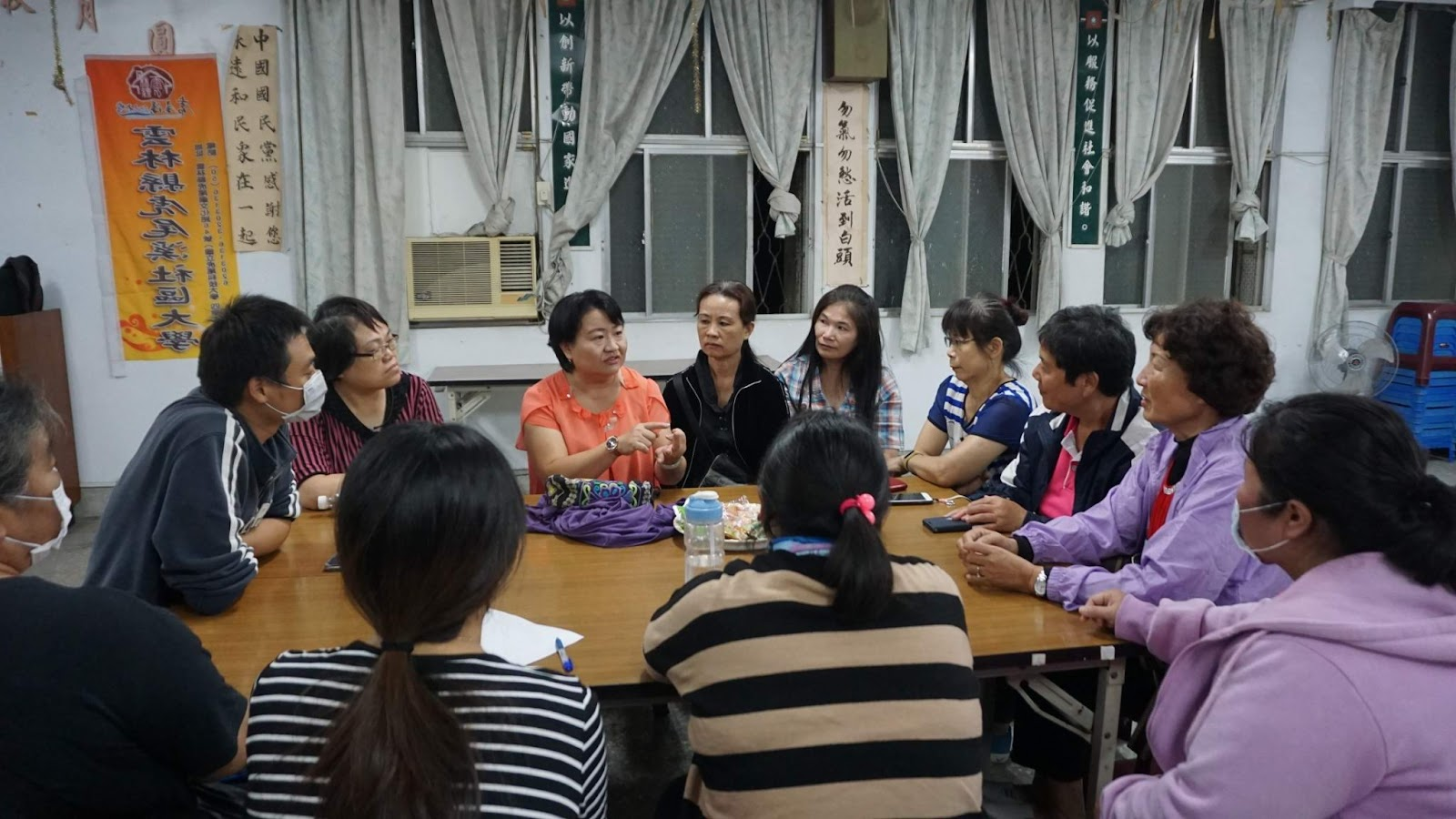 【轉載】全台首例以鄉村婦女作為實踐主體之參與式預算
