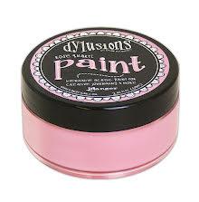 Dylusions Paint 59 ml - Rose Quartz