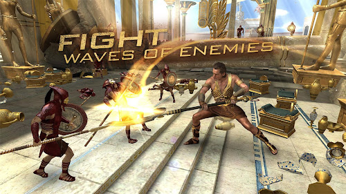 Gods Of Egypt Game Screenshot