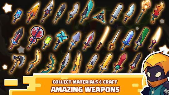Sword Man MOD Apk 2.0.0 (Unlimited Lives) 4