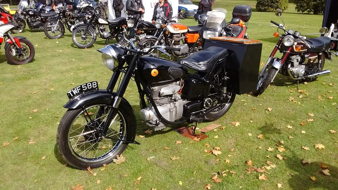 Sunbeam at Sand and Motorcycles 2016