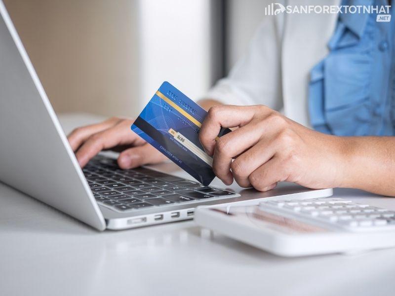 Phương thức thanh toán của RoboForex