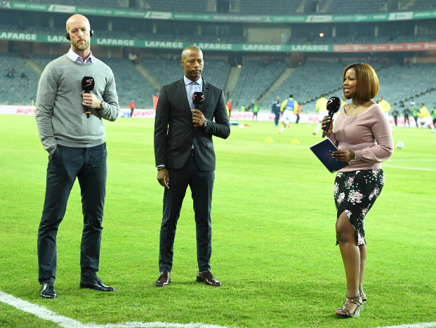 TV football pundits and production crews feel the pinch after PSL shutdown - SowetanLIVE