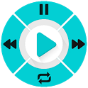 Laya Music Player icon
