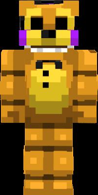 Toy Golden Freddy Fnaf2