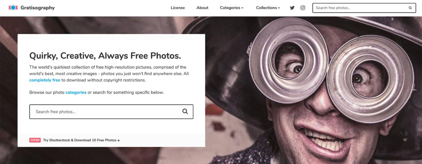 free stock photos on gratisography
