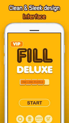 Screenshot for Fill Deluxe VIP in United States Play Store