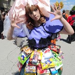 kyary at Anime North 2014 in Mississauga, Ontario, Canada