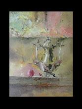 Photo: Андрей Цуп, «Натюрморт квітнеий», холст, масло, 60х80см