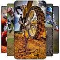 Motocross Wallpaper icon