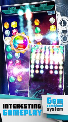 Jewel Galaxy Star - screenshot