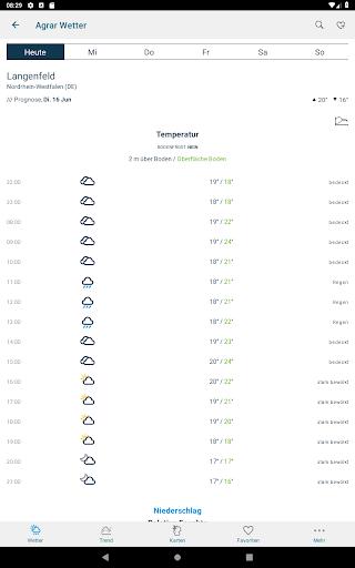 Bayer Agrar Wetter 4.18 screenshots 8