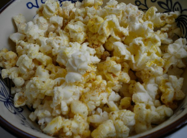 Bbq Popcorn Recipe