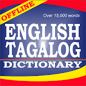 Offline: English - Tagalog Dictionary